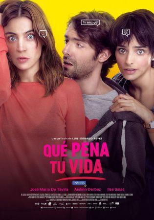 La película «Qué pena tu vida» se estrena en México