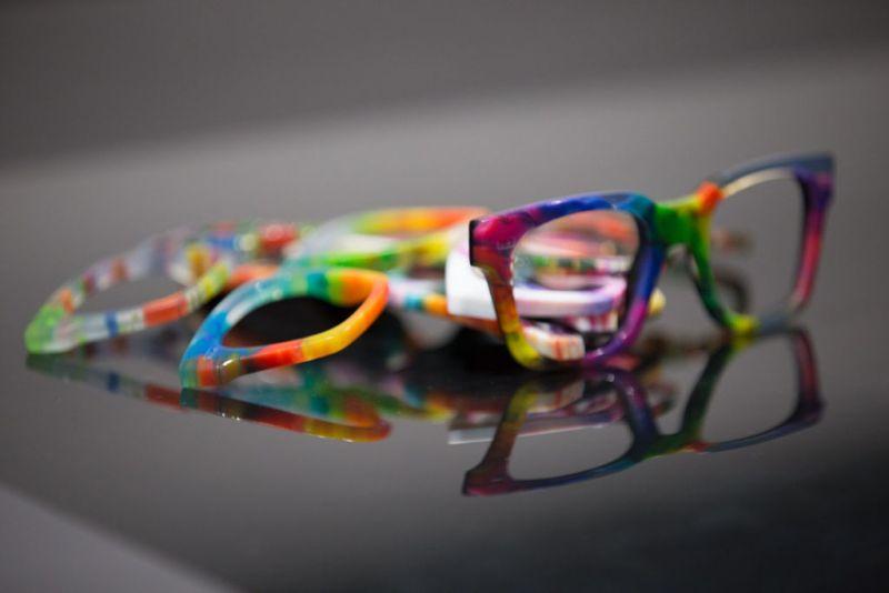 Safilo, fabricante ícono de lentes produce armazones con tecnología de impresión 3D - safilo_impresion_3d-800x534