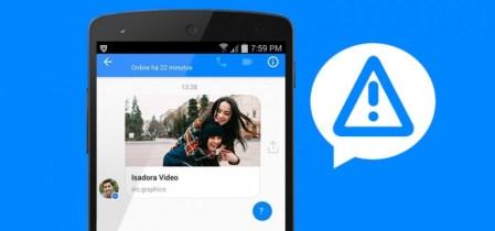 Nuevo virus ataca por Facebook Messenger