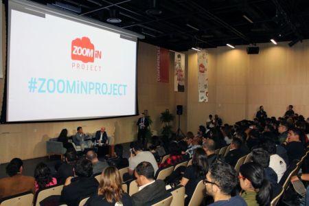 Zoom iN Project de Canon: El festival de fotografía y arte visual culmina con éxito