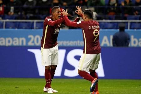 América vs Atlético Nacional, Mundial de Clubes 2016 | Resultado: 2 (3) – (4) 2