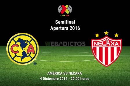 América vs Necaxa, vuelta de la Semifinal A2016 | Resultado: 2-0