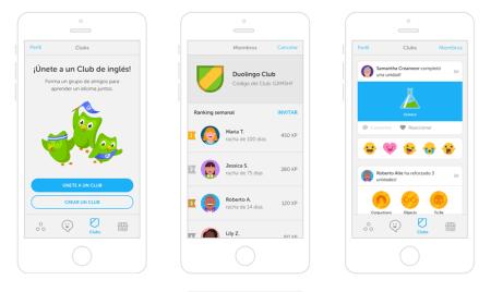 Duolingo lanza grupos para aprender idiomas con tus amigos