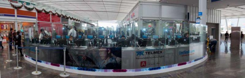 Abre sus puertas Biblioteca Digital TELMEX Cuatro Caminos - biblioteca-digital-telmex-cuatro-caminos