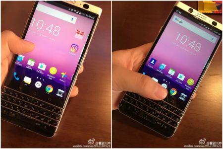 Aparece un desconocido BlackBerry con teclado QWERTY