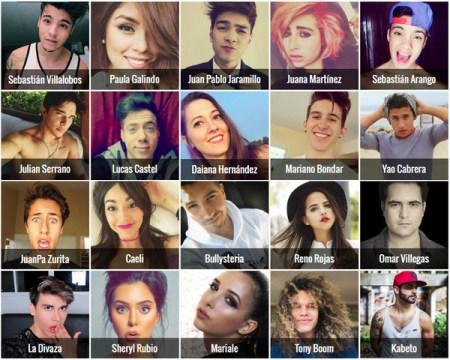 Anuncian la lista de las personalidades nominadas a Celebrity E!