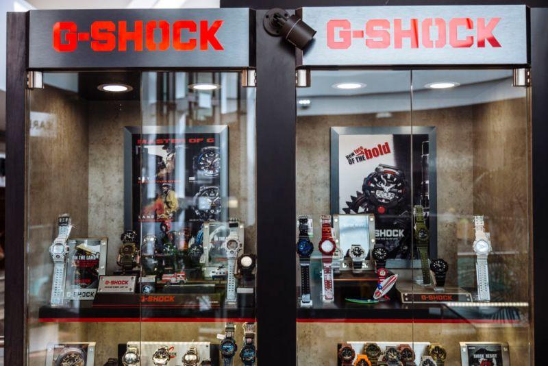 G-Shock abre su primera tienda en la Ciudad de México - g-shock-tienda-cdmx_3-800x534