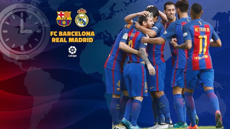 A Qué Hora Juega Barcelona Vs Real Madrid Y En Qué Canal J14 De La