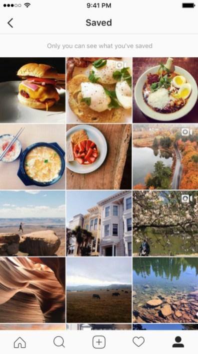 Instagram ya permite guardar post - instagram-saved-2