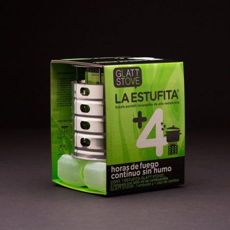 """""""La Estufita"""" de Glatt Stove: empresa mexicana, conquista Londres"""