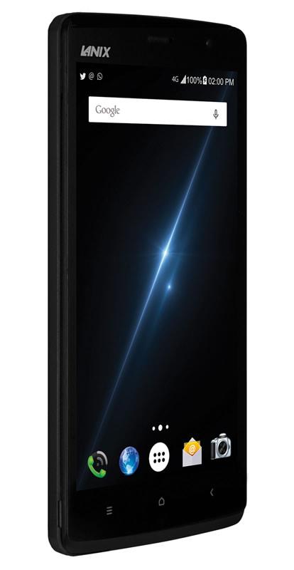 LANIX presentó sus nuevos celulares con Android Marshmallow - lt510
