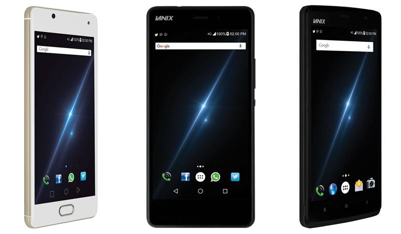 LANIX presentó sus nuevos celulares con Android Marshmallow - nuevos-celulares-lanix