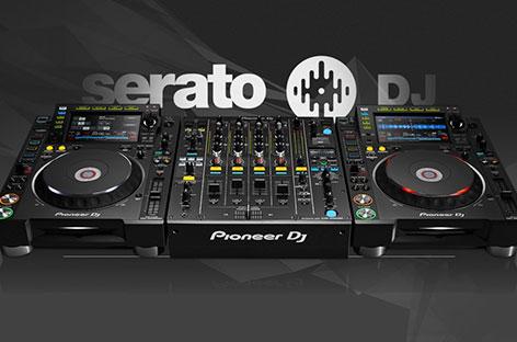 Línea NXS2 para DJ´s compatible con Serato DJ - serato-dj-pioneer-mixer-cdj