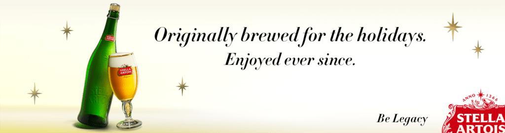Stella Artois presenta Pack de edición especial - stellaglobal_holiday