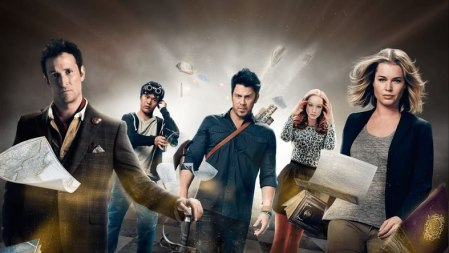 Maratón de The Librarians por Universal Channel el 1 de enero
