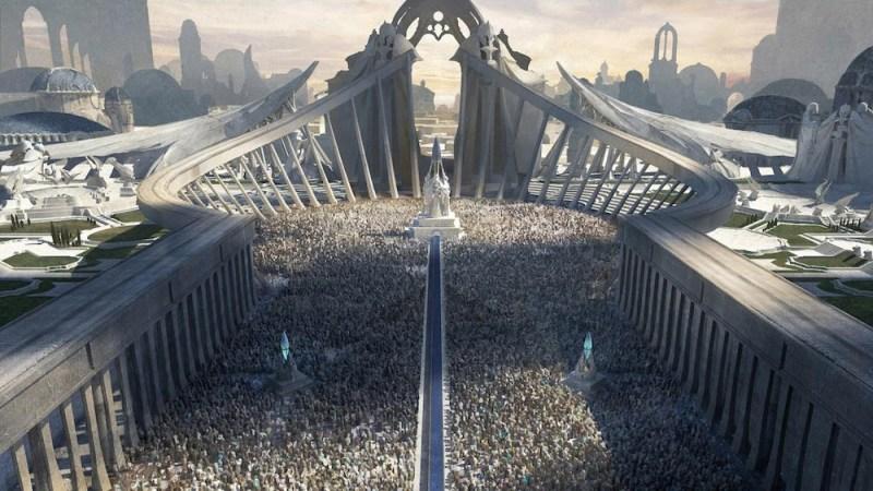 League of Legends estrena sección de Universo, galería de Fan-Art y blog - universe-demacia-_league-of-legends-800x450
