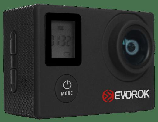 Evorok lanza su segunda generación de cámaras deportivas - adventure-ii