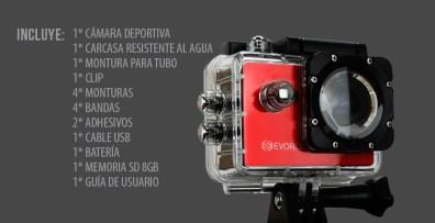 Evorok lanza su segunda generación de cámaras deportivas - camara-deportiva-enjoy-ii_r