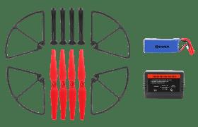 Mini Drone Eagle y Dragon: nuevos Drones de Evorok listos para el vuelo - dragon_evorok_2