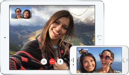 Facetime recibiría llamadas grupales en iOS 11