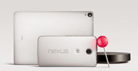 Google ya no actualizará los Nexus 6 y los Nexus 9
