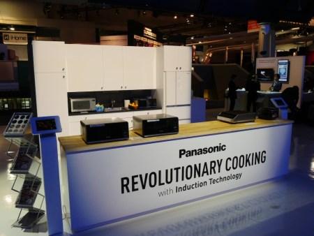 CES 2017: Panasonic gana un CES Innovation Award por su nuevo Horno de Inducción