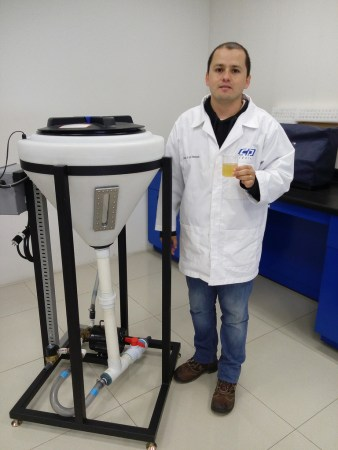 Inventan jóvenes científicos método para reutilizar agua de tortillerías