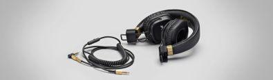 Marshall lanza los audífonos: Major II On Ear Black - marshall-headphones-1