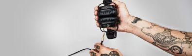 Marshall lanza los audífonos: Major II On Ear Black - marshall-headphones_2