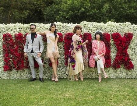 Presentan el elenco de la serie original de Manolo Caro para Netflix