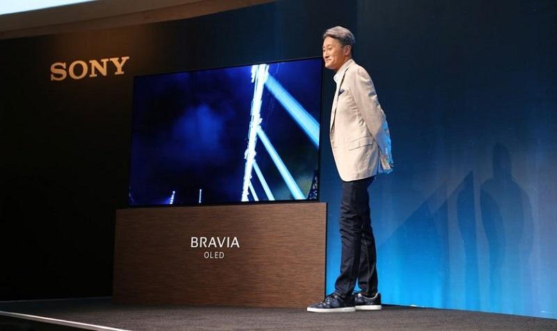 sony 800x476 Sony Bravia OLED A1E: Una TV que emite sonido desde la pantalla