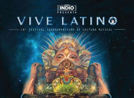 Fechas del Vive Latino 2017 y su cartel son anunciados