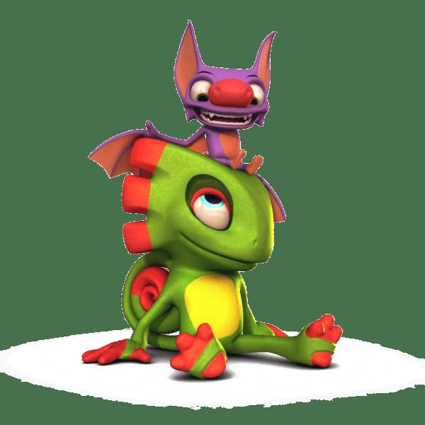Yooka-Laylee presenta su modo multiplayer - yooka-laylee_1-e1484940930750