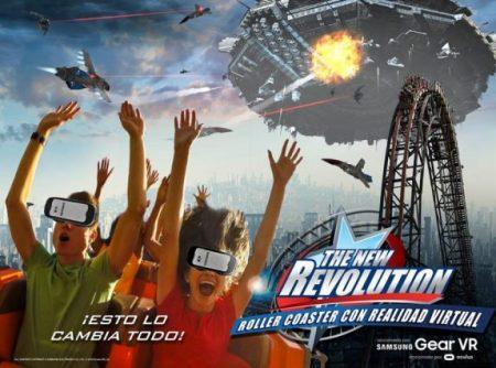 Six Flags y Samsung México anuncian la primer experiencia en el mundo de Realidad Aumentada