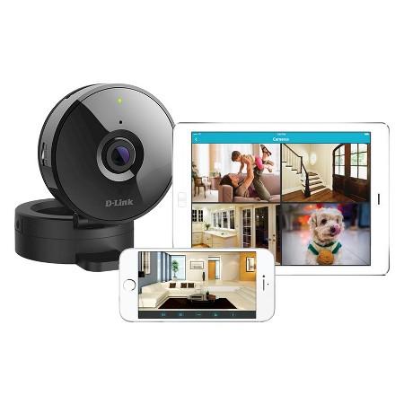 D-Link introduce la cámara DCS-936L con lente gran angular de 120º - camara-dcs-936l-wi-fi-hd