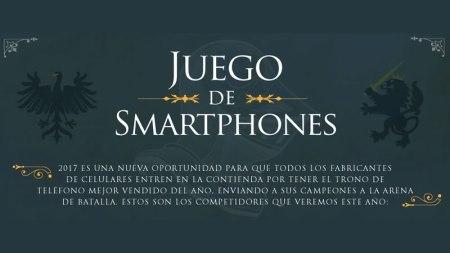 Los celulares más esperados del 2017 según Linio