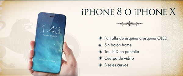 Los celulares más esperados del 2017 según Linio - celulares_2017_2_titulo_iphone8