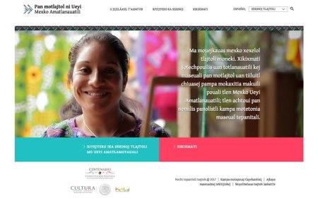 Lanzan plataforma para conocer la Constitución mexicana en lenguas indígenas