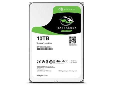 Seagate relanza su serie de discos duros BarraCuda