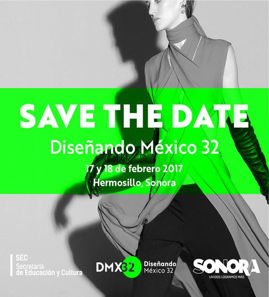Diseñando México 32 busca descubrir nuevos talentos de las industrias creativas - disenando-mexico-32-hermosillo-sonora