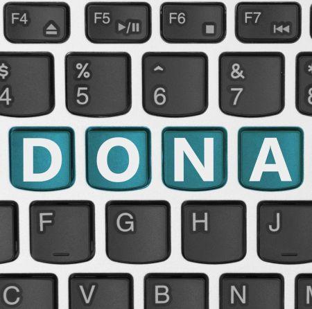 Crecen las donaciones en línea en México - dona-en-linea-450x446