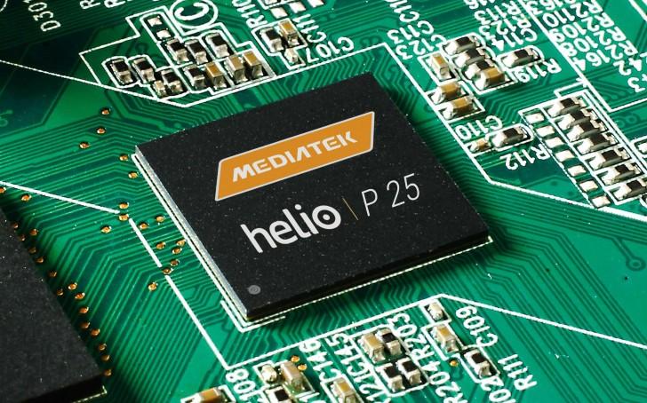MediaTek lanza el procesador Helio P25 para smartphones con doble cámara - helio-p25
