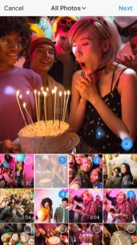 Instagram presenta la carga de múltiples fotos y vídeos - instagram-album1
