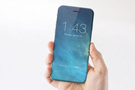 iPhone 8 poseerá un botón de inicio virtual