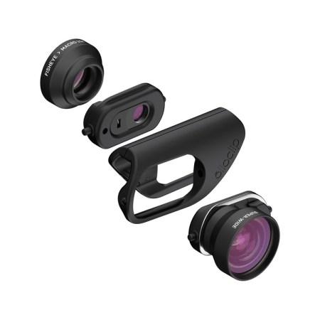 Olloclip lanza nuevo lente Core para iPhone 7 y 7 Plus Black Clip - juego-de-lentes-core-lens-para-iphone-7-y-iphone-7-plus-black-clip