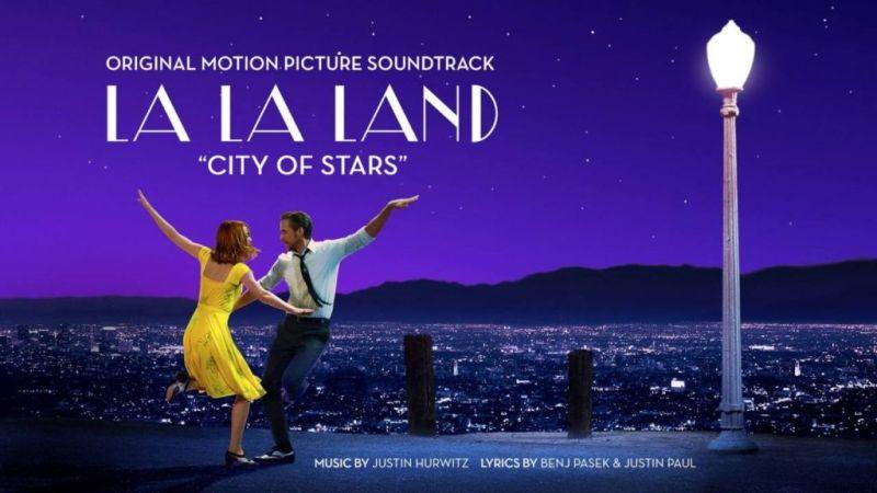 La La Land triunfa en Spotify con más de 170 millones de veces - lalaland-soundtrack-800x450
