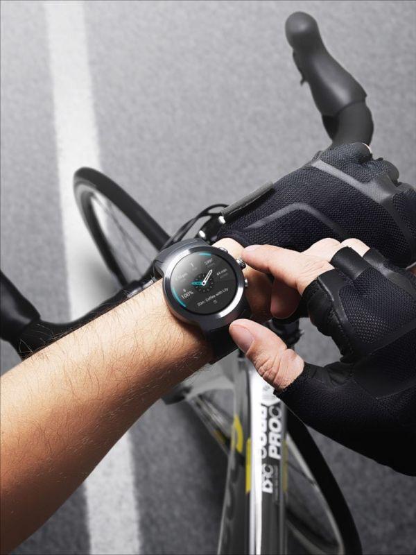 LG y Google desarrollan los primeros smartwatches con Android Wear 2.0 - lg-watch-sport-03-600x800