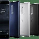 Nokia presenta sus nuevos productos en la MWC 2017