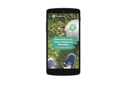 """WhatsApp anuncia """"Estados"""", su versión propia de mensajes efímeros"""