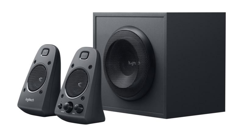 Logitech presenta su primer sistema de altavoces con entrada óptica - z625-powerful-thx-sound